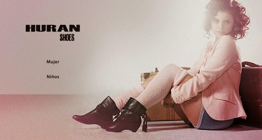 Selección de botas, botines y otros zapatos para mujer de Huran Shoes en oferta durante noviembre