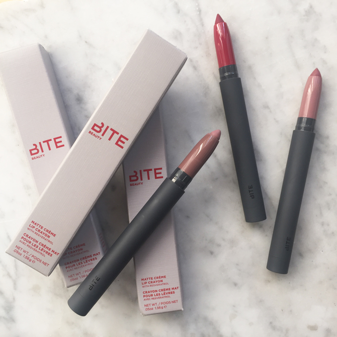 Bite Matte Creme Lip Crayon
