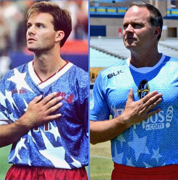 size 40 7ce22 3f655 Beaches] Team usa 1994 world cup jersey