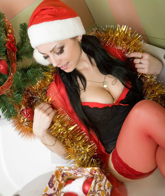 damn-sexy-christmas-girl-ever