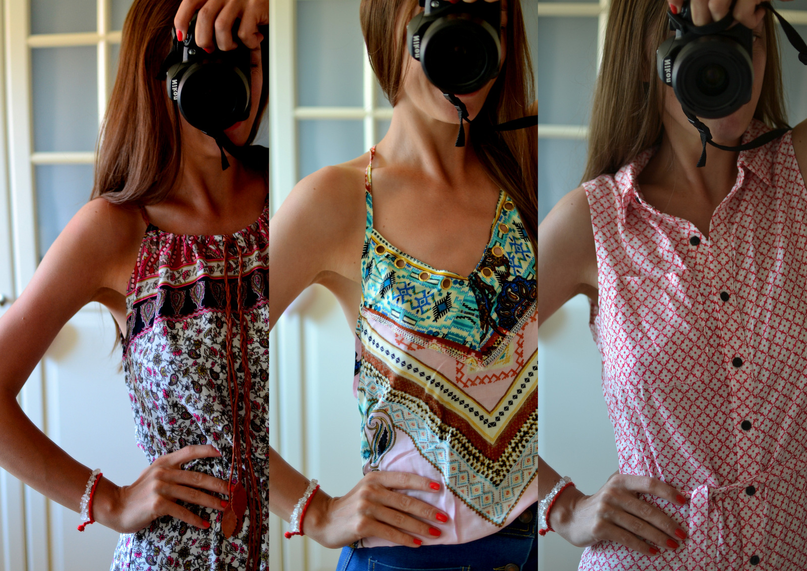 clothes for summer holiday