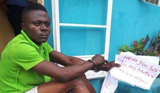 Man Allegedly Kills Chinese Boss At Her Residence In Ikeja, Steals N800,000 And $2,000 Cash [Photo]