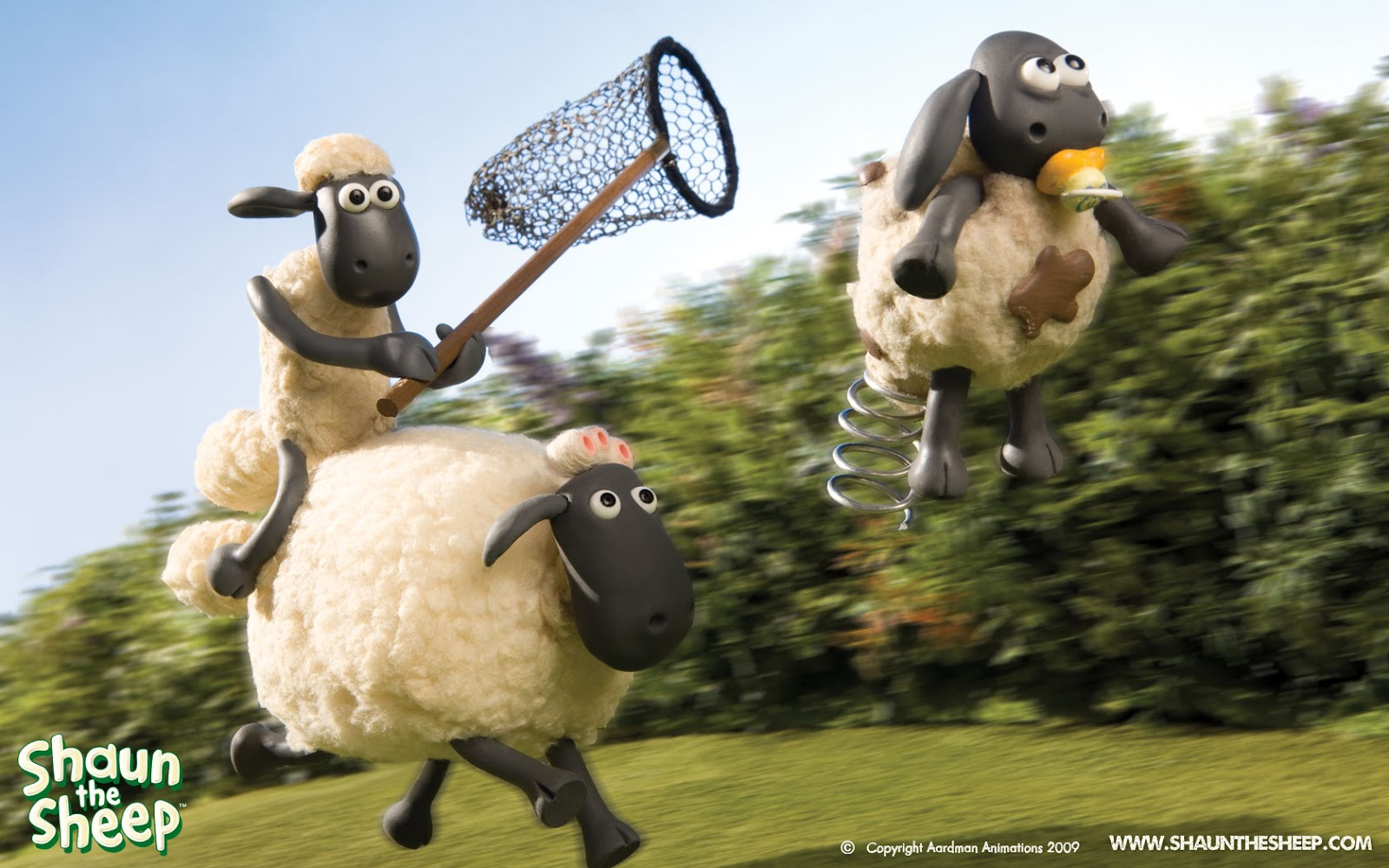 My Wallpapers Shaun The Sheep