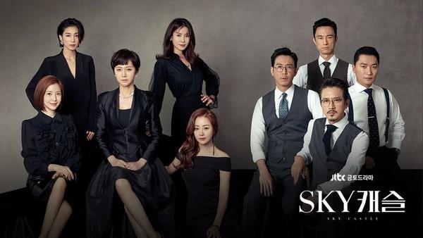 Download Drama Korea Sky Castle Batch Sub Indo