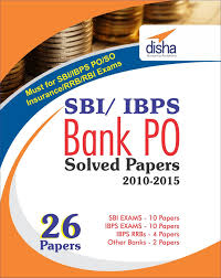 SBI, BANK PO Solved Papers Download By Disha Publication