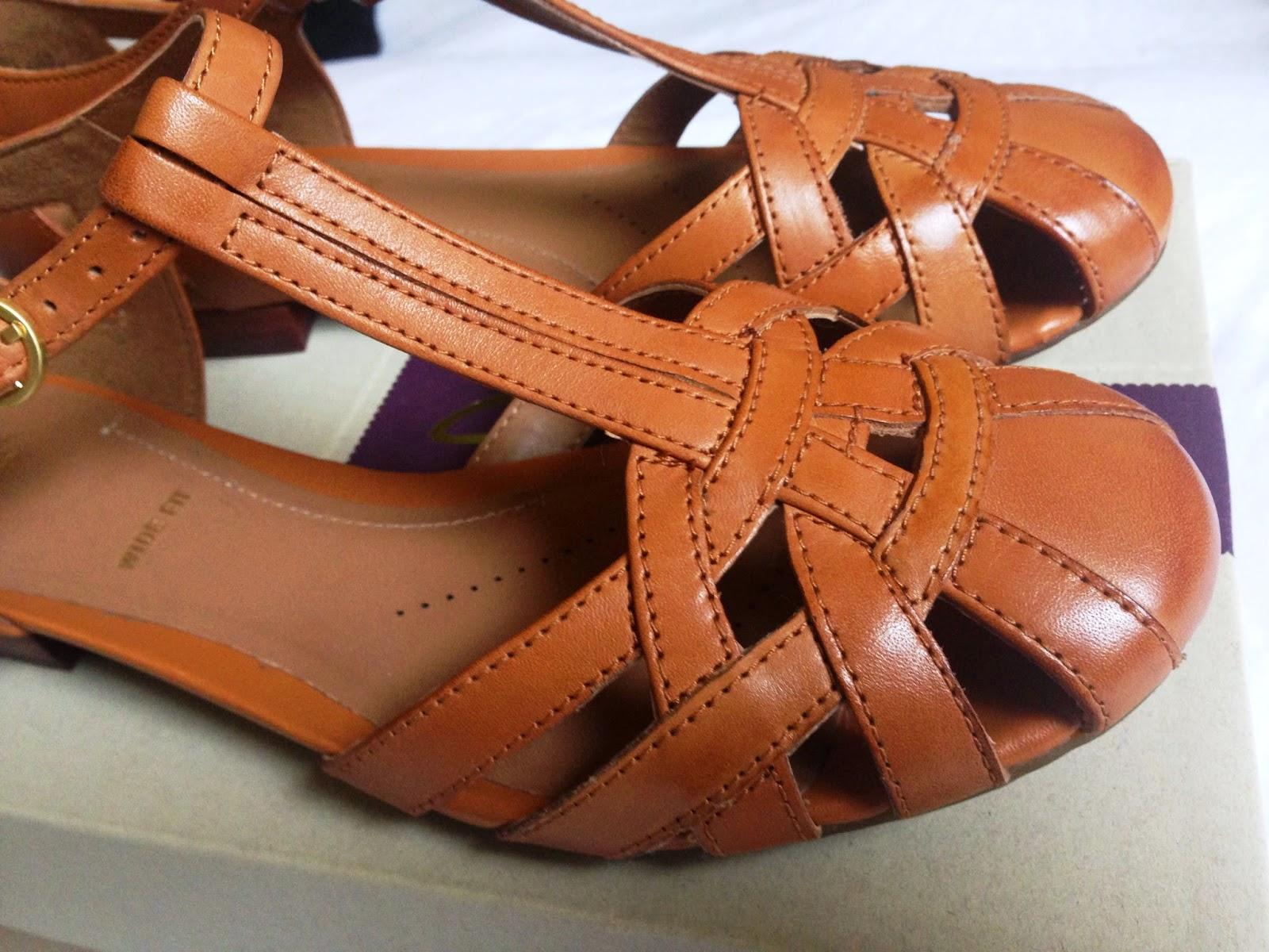 02b7171105af clarks sandals sale womens orange