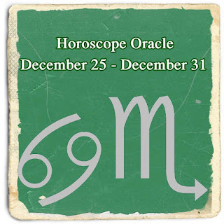 Horoscope Oracle December 25 December 31 Cancer, Scorpio, Pisces