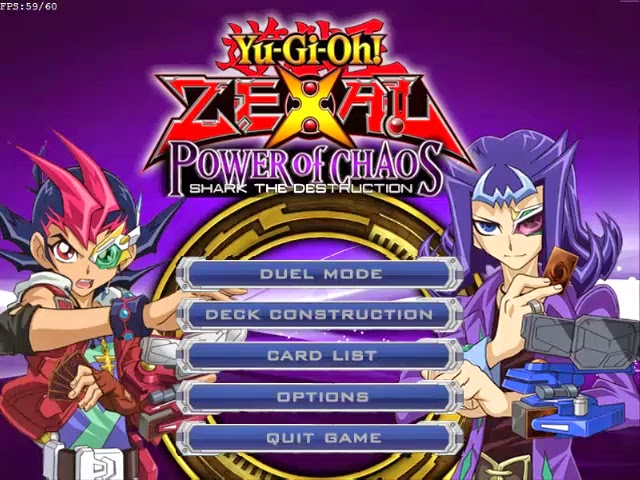 POWER CHAOS FRANCAIS YUGI OH THE DESTINY OF GI TÉLÉCHARGER YU