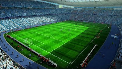 PES 2013 Vicen Patch Etihad Stadium
