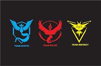 Pokémon GO Team Logos Vector Download