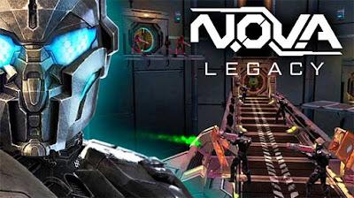 N.O.V.A. Legacy Apk + Mod for Android Offline