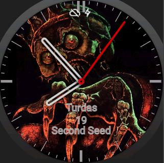 Daggerfall watchface