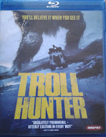 DVD Cover - Troll Hunter