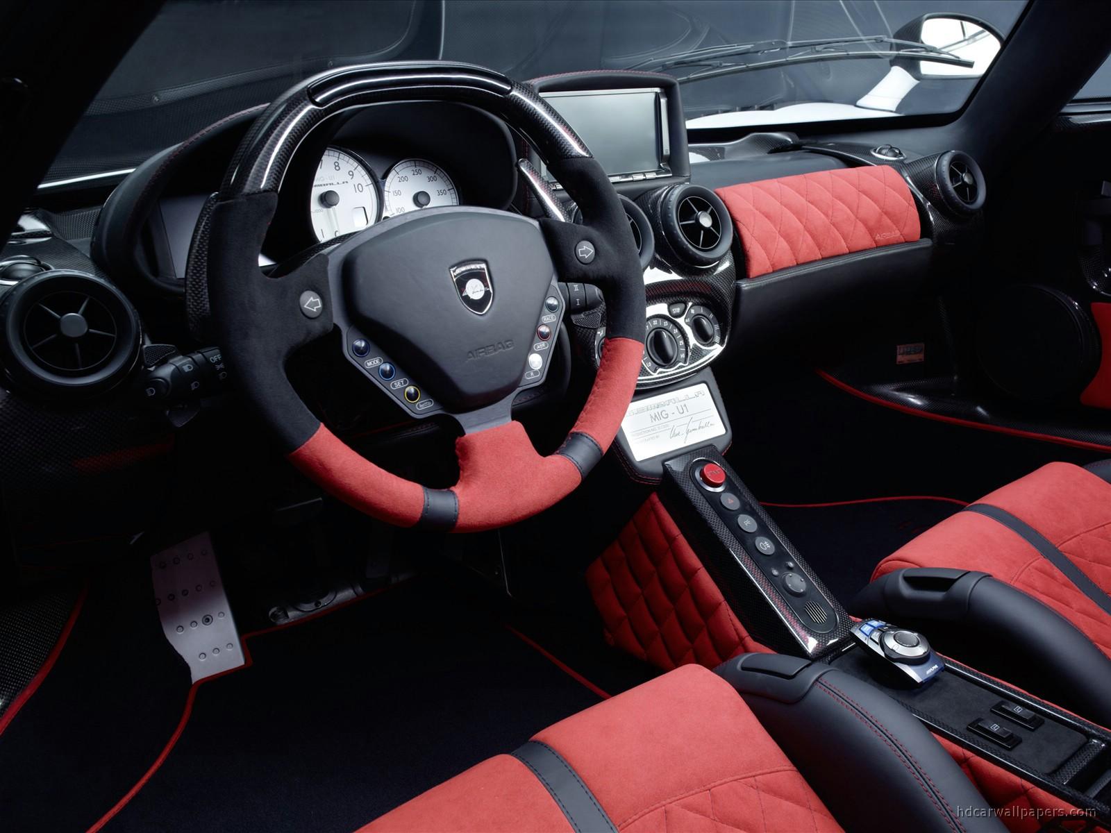 Ferrari Enzo 2015 Interior