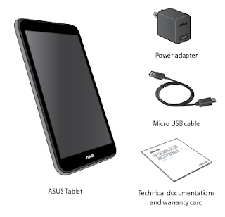 ASUS VivoTab 8 (M81C) manual PDF download (English)