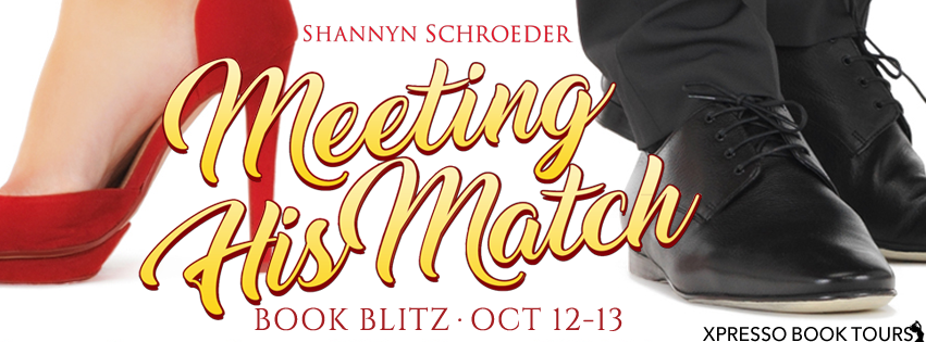 Meeting His Match Book Blitz
