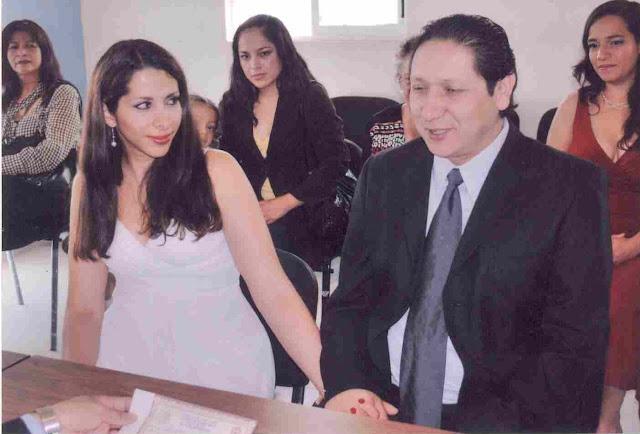 Sobre la boda de Héctor Juárez Lorencilla y Jéssica de la Portilla Montaño