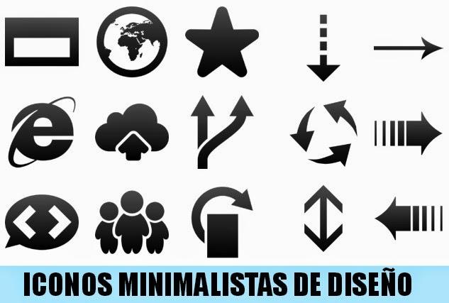 iconos, icons, gratis, herramientas, diseño, minimalistas