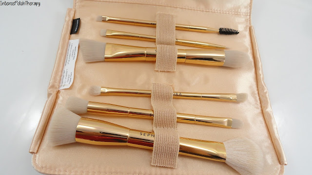SEPHORA COLLECTION Double Time Double-ended Brush Set