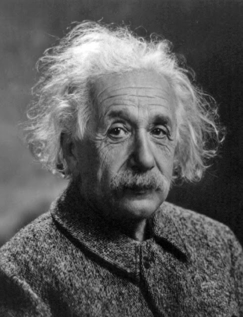 TOP QUOTES SAID BY ALBERT EINSTEIN