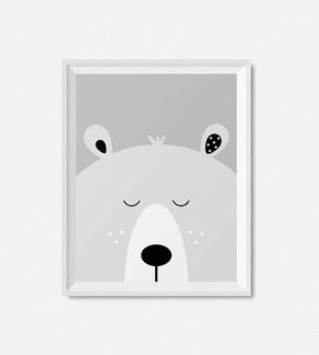 BEAR PRINT [Digital Download]