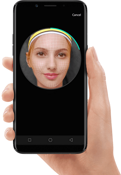 kamera oppo f5 memiliki teknologi pengenalan wajah