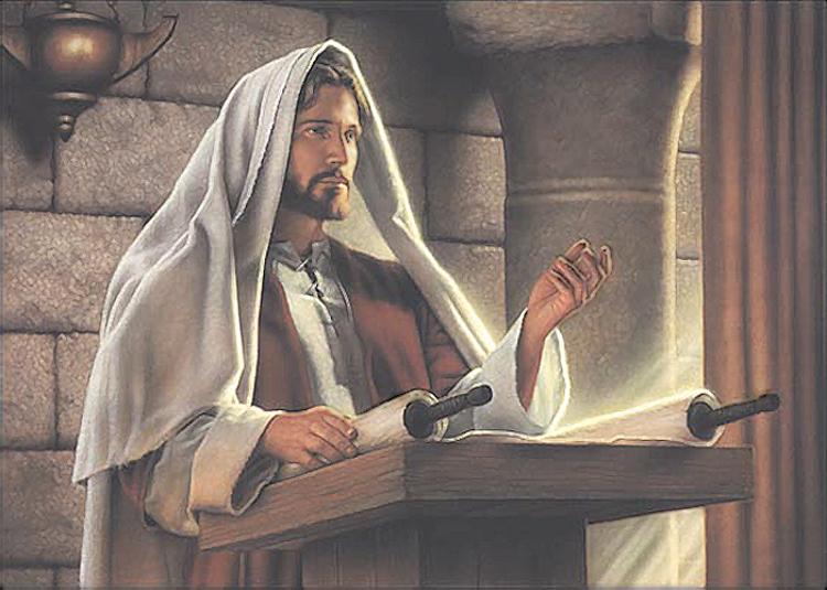 Divine Mercy Apostolate: Jesus Taught with Authority