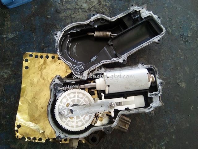 Penyebab Engine Colt Diesel Canter Tidak Bisa Dimatikan