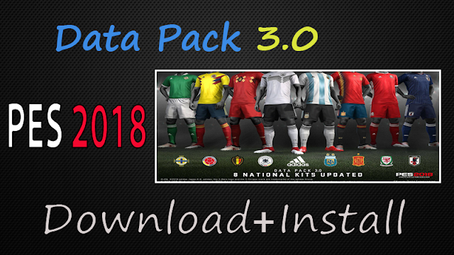 PES 2018 Data Pack 3.0 For CPY Version