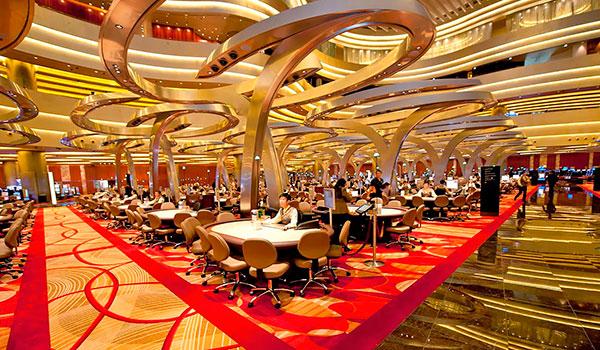 Melhores e mais Luxuosos Casinos do Mundo