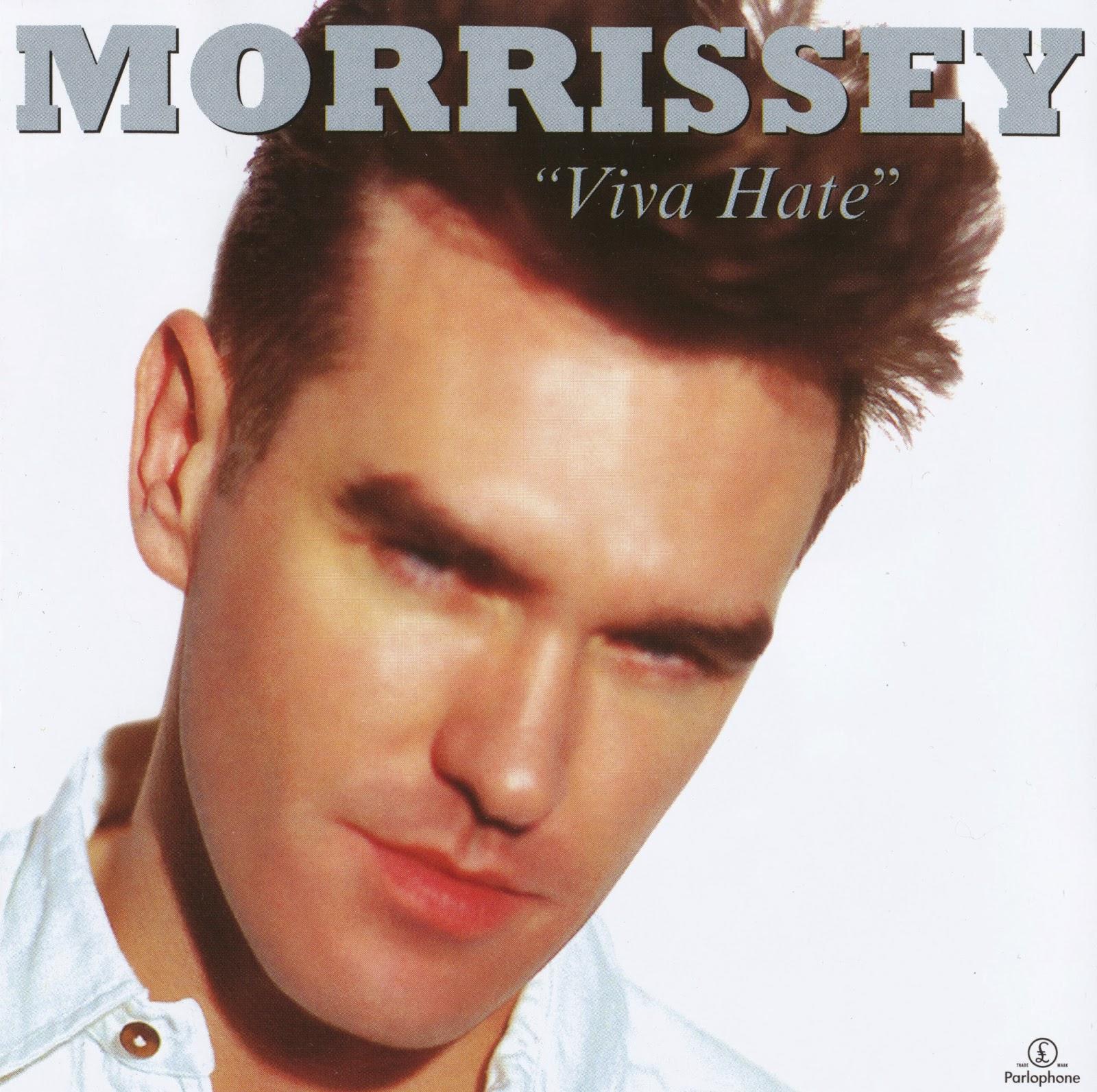 discografia morrissey mf