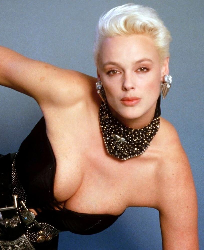 Brigitte nielsen boob size, natural boobs pornstars