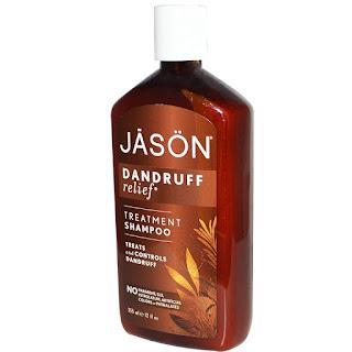 شامبو لقشرة الشعر جيسون من منتجات آي هيرب