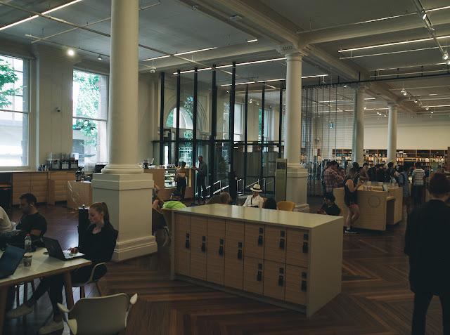 ビクトリア州立図書館(State Library of Victoria)