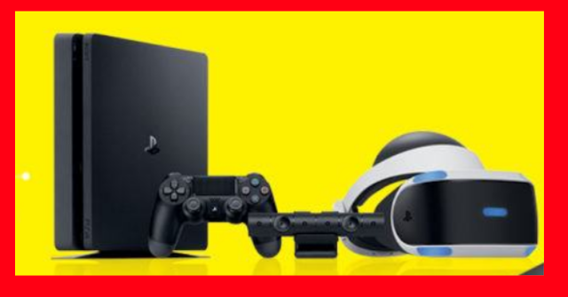 Win 1 of 3 FREE PlayStation VR Prizes PLUS Daily Gift Cards