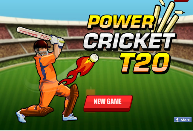 Power Cricket T20 Game Play Now - Free IPL Game Play ~ FREE