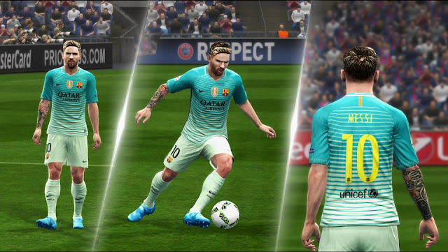 PES 2013 FC Barcelona GDB 2016-17 [UPDATE v1.5] by DEADPOOL-Kits