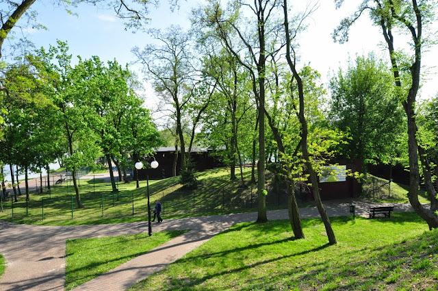 Grodzisko wczesnośredniowieczne w Kruszwicy