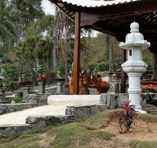 jardim japones, jardim japonês, lanterna japonesa, lanterna de pedra, ishidoro