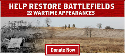 Keep the Momentum Going for Battlefield Restoration Projects