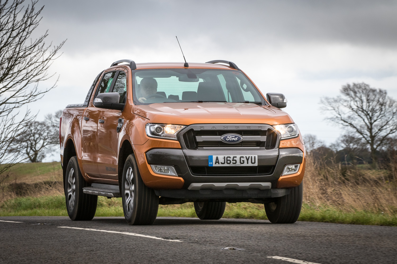 Review ford ranger wildtrak