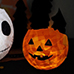 Jack Skellington, Pumpkin carve, Halloween decoration Crafts DIY