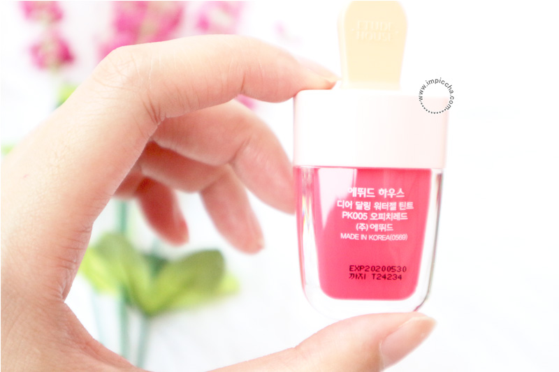 Etude Dear Darling Tint Ice Cream - PK005