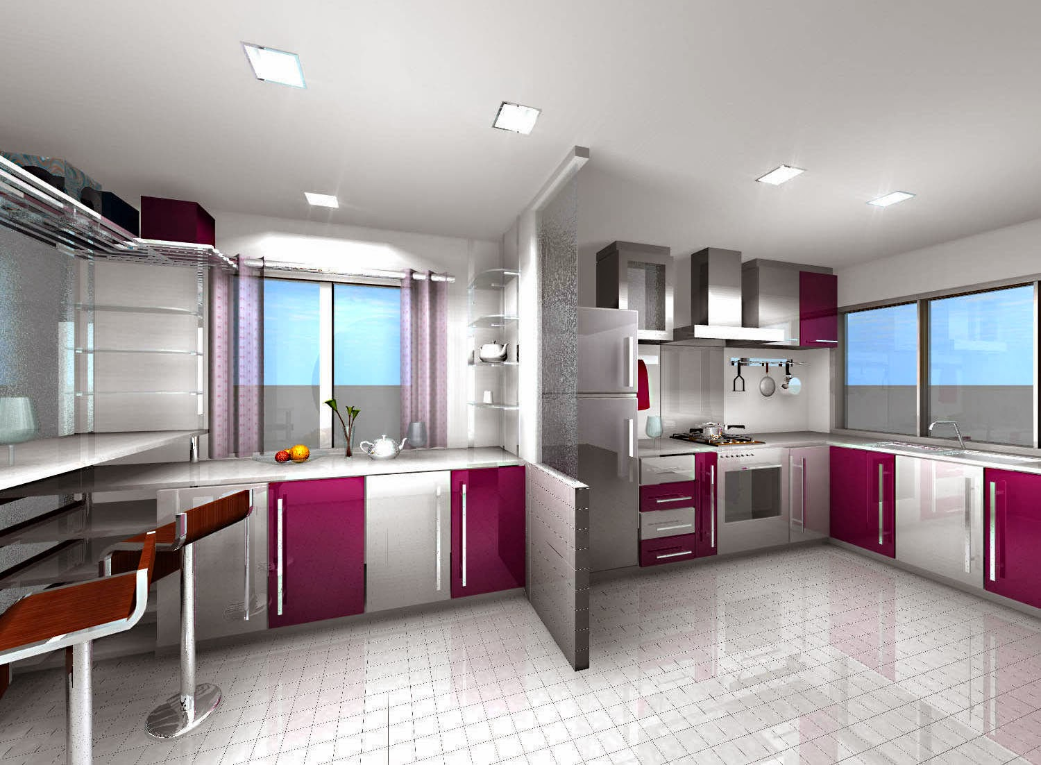 Well Tha S All Our References From Us About Paint Color Which Is Suitable Fro Kitchen Walls Hopefully Can Be Useful For Those Of You Who Are Designing