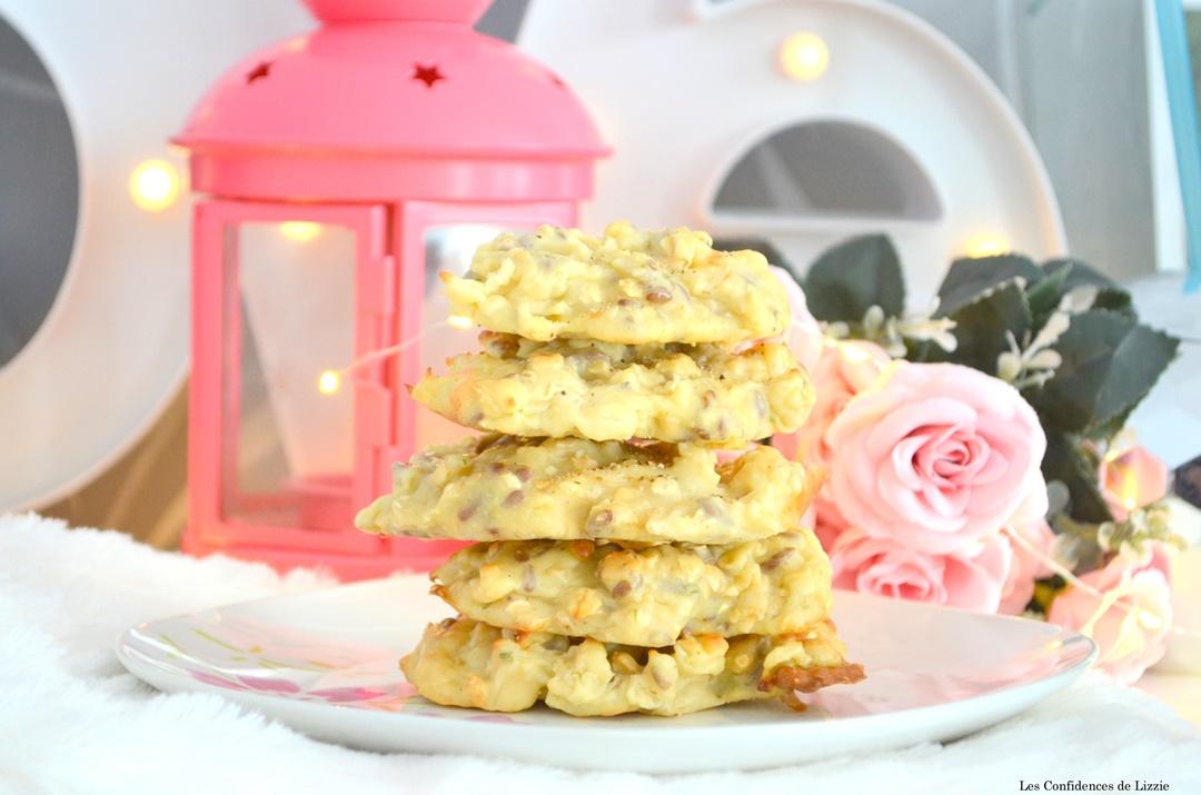 flocons avoine - graines de lin - lin - recette facile - recette rapide