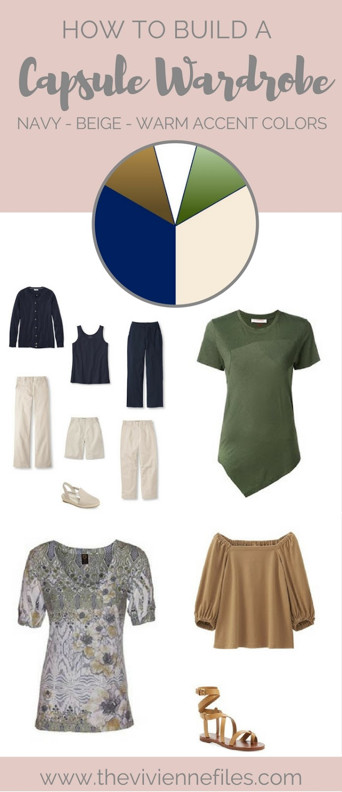 Accent Colors For Green Warm Neutrals Camel And Mossy Green Accenting Navy And Beige The