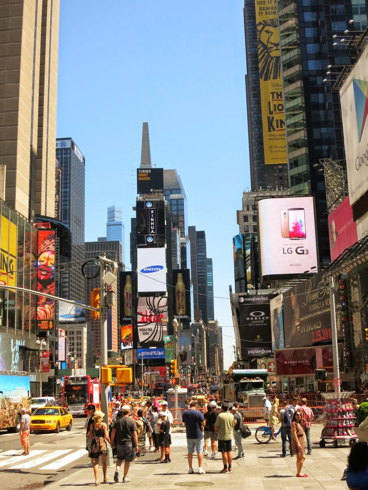 Canada2014 New York City Und Washington Dc