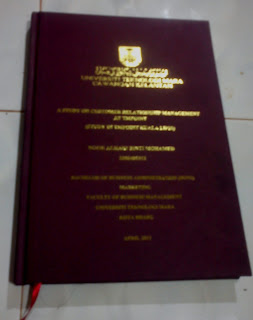 Contoh Hardcover Thesis Uitm Thesis Title Ideas For College