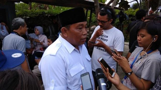 Arief Poyuono: Sentra Gakkumdu, Tangkap Rusdi Kirana Kalau Terbukti Curang!