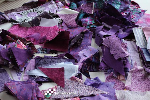 purple scraps